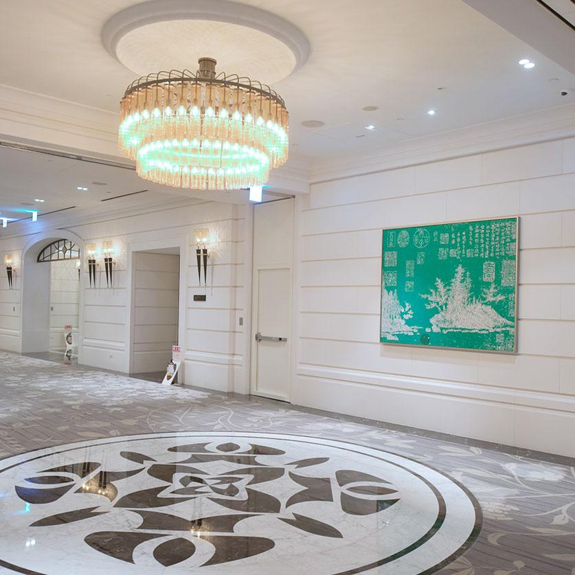 羅馬崗石人造人白色維納斯系列,復古又流行,表達出奢華空間所需的格調氣質。