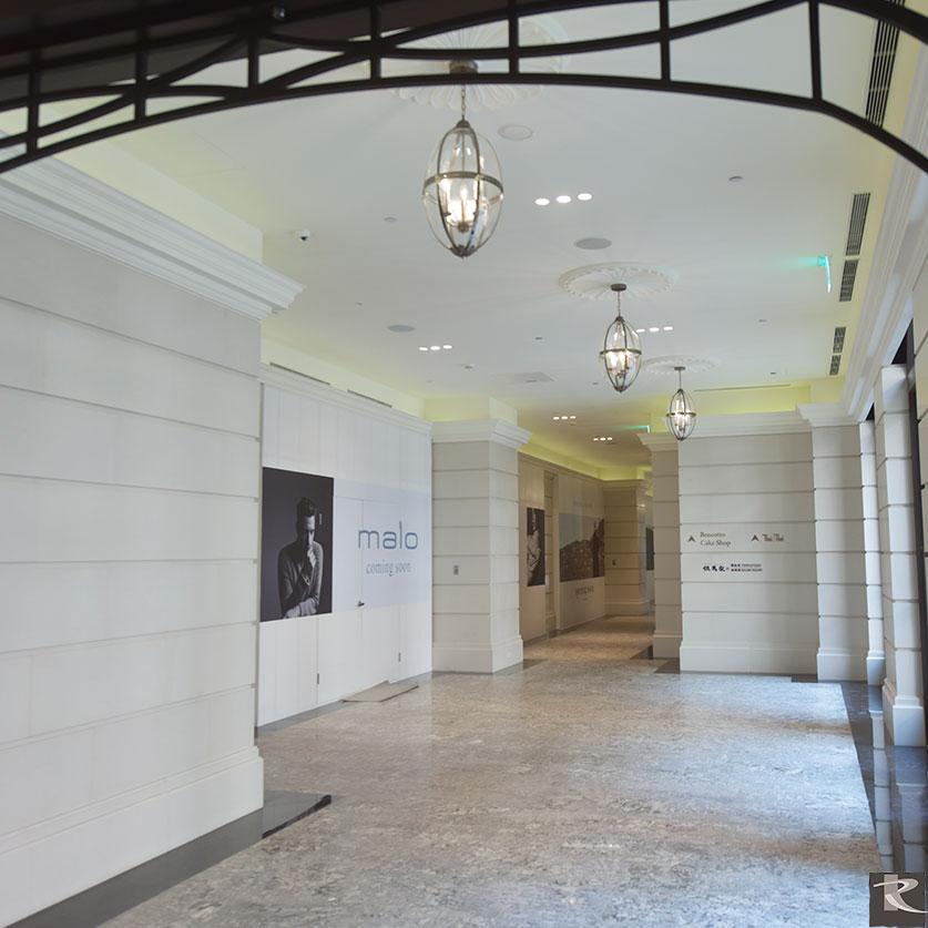 羅馬崗石人造石維納斯系列及相關系列產品,特別適用精典設計旅店及國際級旅館的應用設計。