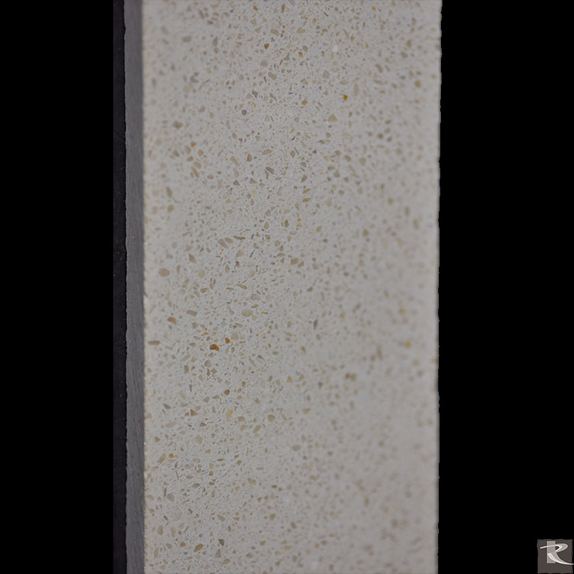 馬崗石人造大理石的加工:亮面