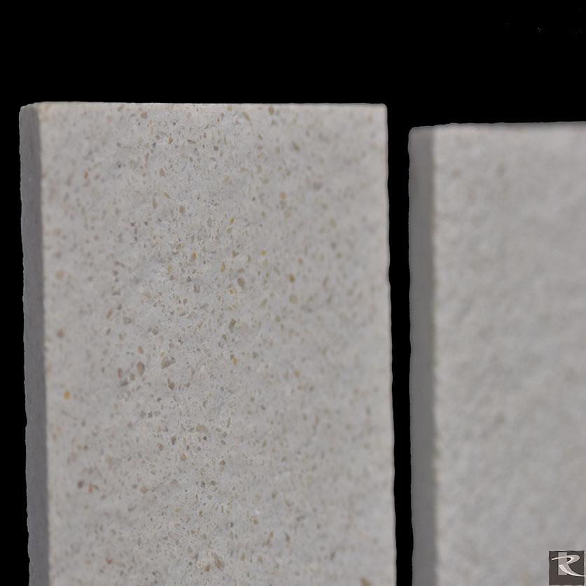 馬崗石人造大理石的加工:仿古面